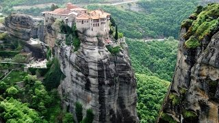 Meteora - Patrimonio de la Humanidad - Grecia