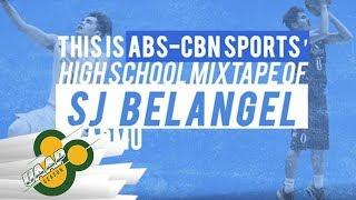 SJ Belangel - Ateneo Blue Eaglets | UAAP 80 HS Mixtape