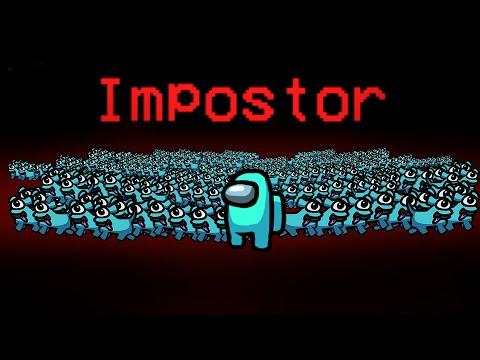 Among Us But With 1000 Minidog Impostors