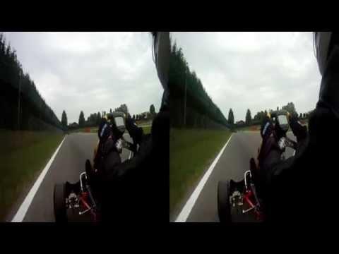 Kart onboard camera in d castelletto di branduzzo driver simone colombo ytdenabletrue