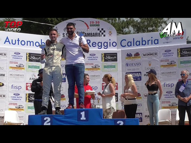 Premiazione Torneo Santo Stefano Gambarie 2019