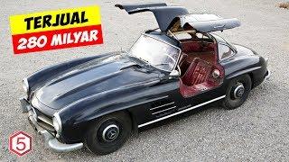 21 Tahun Jadi Rongsokan, Mobil Klasik ini Laku Terjual Rp 280 Milyar!