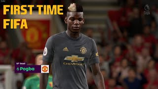 FIFA 19 | First Time On PC (Gameplay  Only)