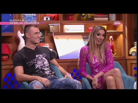 Rada Manojlovic & Haris Berkovic - Gostovanje - Ami G Show - (TV Pink 25.07.2017.) - 1. deo