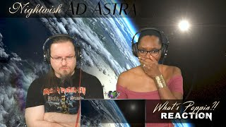 NIGHTWISH - Ad Astra (REACTION!) What's Poppin!!!