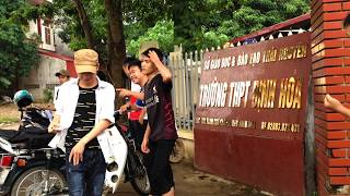 Nhật ký hành trình - TTSP 1 - THPT Định Hóa - 12a13 - Liêu Popper thumbnail