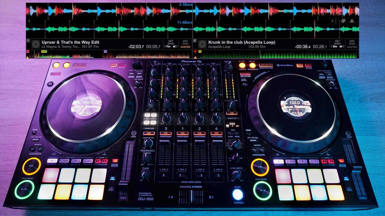 8 SONGS IN 3 MINUTES?! - Fast and Creative DJ Mixing Ideas - YouTube
