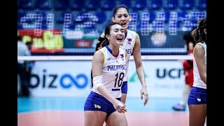 PH volleyball team out to compete – and learn