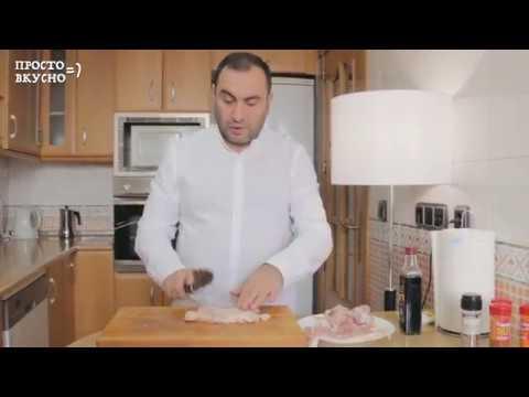 Отбивные из куриных окорочков | Лучший рецепт