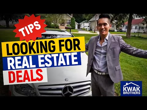 Looking for Real Estate Deals with Sam Kwak