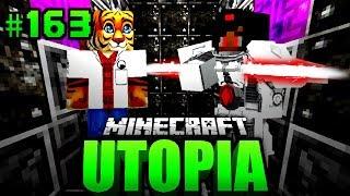 SIE stecken UNTER EINER DECKE?! - Minecraft Utopia #163 [Deutsch/HD]