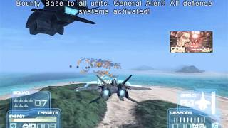 Rebel Raiders - Operation Nighthawk (PS2) - 5 minutes of gameplay