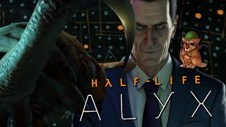 The First Great VR Game! Half-Life: Alyx