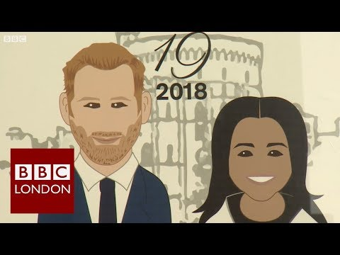 Royal Wedding preparations underway – BBC London News