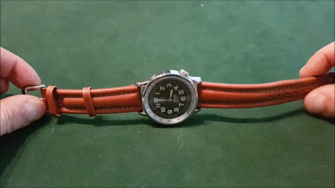 38b38e59fffdb Changer un bracelet de montre - YouTube