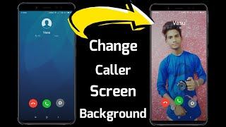 Change caller screen background || How to change caller screen in Xiaomi || NSA Tech