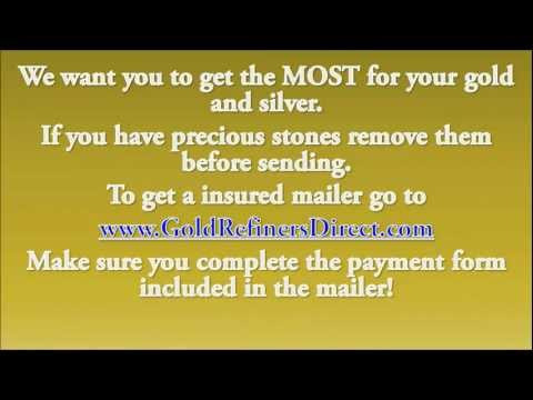 SELL BUY GOLD ONLINE FOR CASH | TOP DOLLAR FOR GOLD | JACKSONVILLE FL