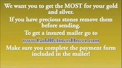 SELL BUY GOLD ONLINE FOR CASH | TOP DOLLAR FOR GOLD | JACKSONVILLE FL