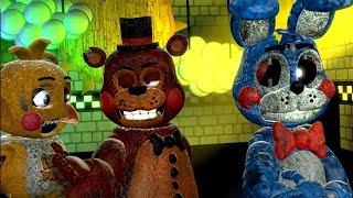Five Nights at Freddy's Animation: Frustrations [SFM FNaF]