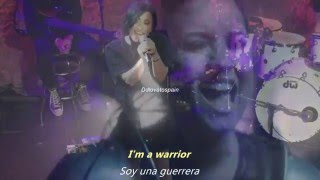 Demi Lovato Warrior Mp4