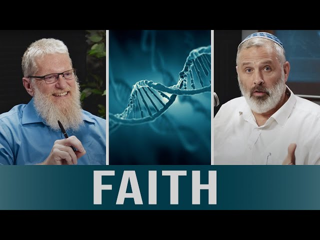 Faith - the DNA of the Jewish People | Talking Israel