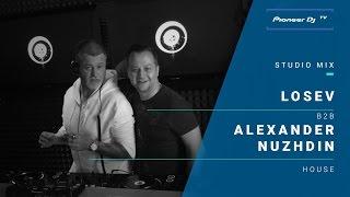 Скачать Losev B2b Alexandr Nuzhdin House Pioneer DJ TV Moscow