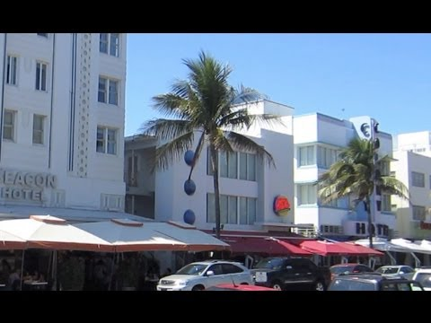 Scarface Famous Chainsaw Scene Location South Beach Miami