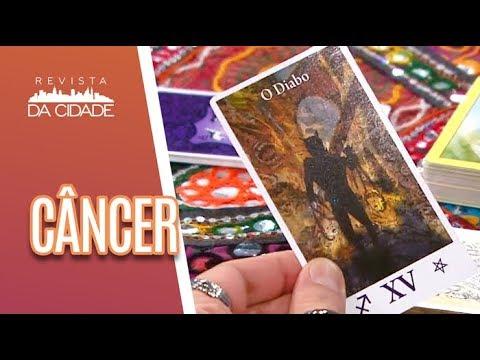 Previsão De Câncer 03/06 à 09/06 - Revista Da Cidade (04/06/18)