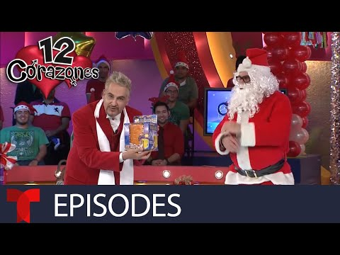12 Hearts💕: Christmas Special | Full Episode | Telemundo English from YouTube · Duration:  41 minutes 41 seconds