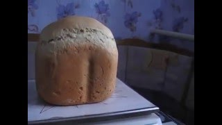 как спечь хлеб в хлебопечке