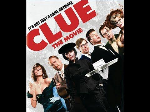 Hashtag Just Sayin Reviews:   CLUE