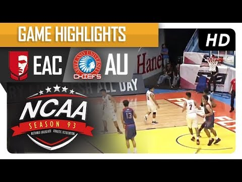 Generals vs. Chiefs | NCAA 93 | MB Game Highlights | August 8, 2017