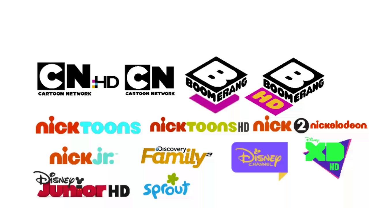 TV networks/channels for kids