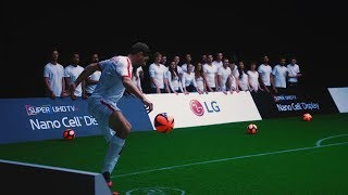 Steven Gerrard vs Adam Lallana - LG Nano Cell TV!