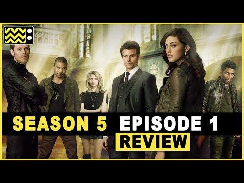 The Originals Season 5 Episode 1 Review & Reaction | AfterBuzz TV