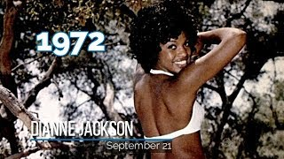 Vintage Black Beauties and Pin-ups from the 1970s Part 3