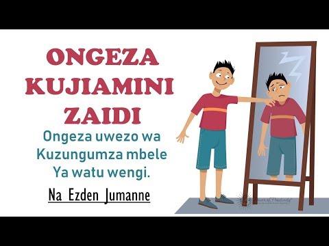 JIAMINI ZAIDI - Swahili Talk with Ezden Jumanne