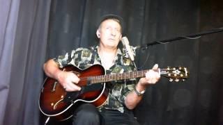 Chante le coeur d Emanuelle chant guitare acoustic blues by Dadymilles