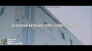 STRAY KIDS - VOICES [INDO LIRIK]