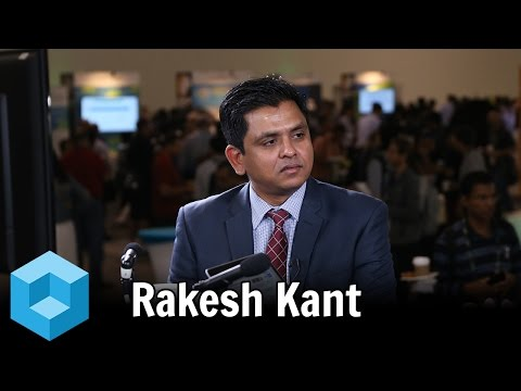 Day Three Kickoff with Rakesh Kant, US Bank | Hadoop Summit 2016 San Jose