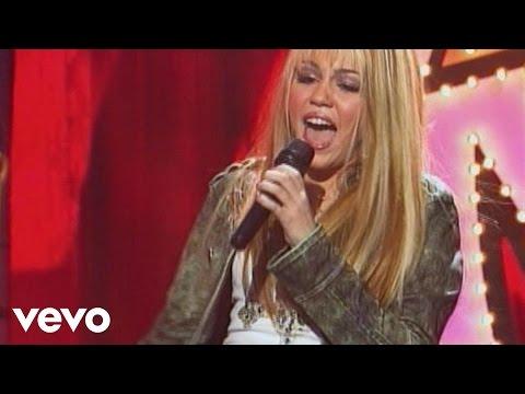 Miley Cyrus as Hannah Montana - Who Said