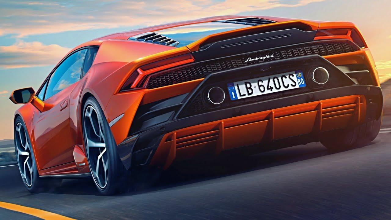 Lamborghini Huracan Evo 2019 Wild Car Youtube