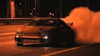 Smokey Nagata hitting 197mph on uk public roads