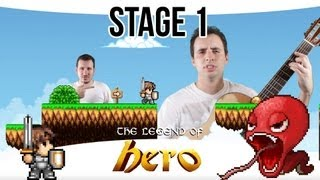 THE LEGEND OF HERO - STAGE 1