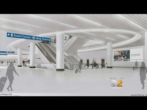$1.6 Billion Renovation To American Airlines Terminals Gets Underway