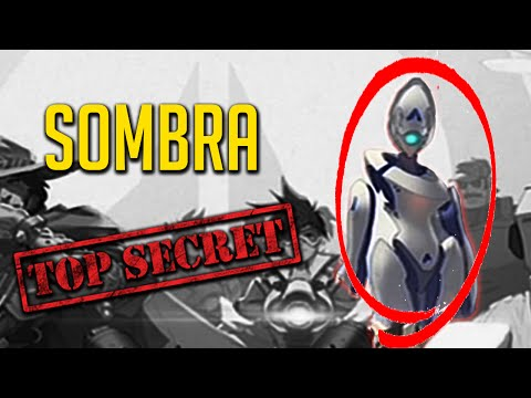 Sombra Uncovered: Overwatch's First Stealth Hero!