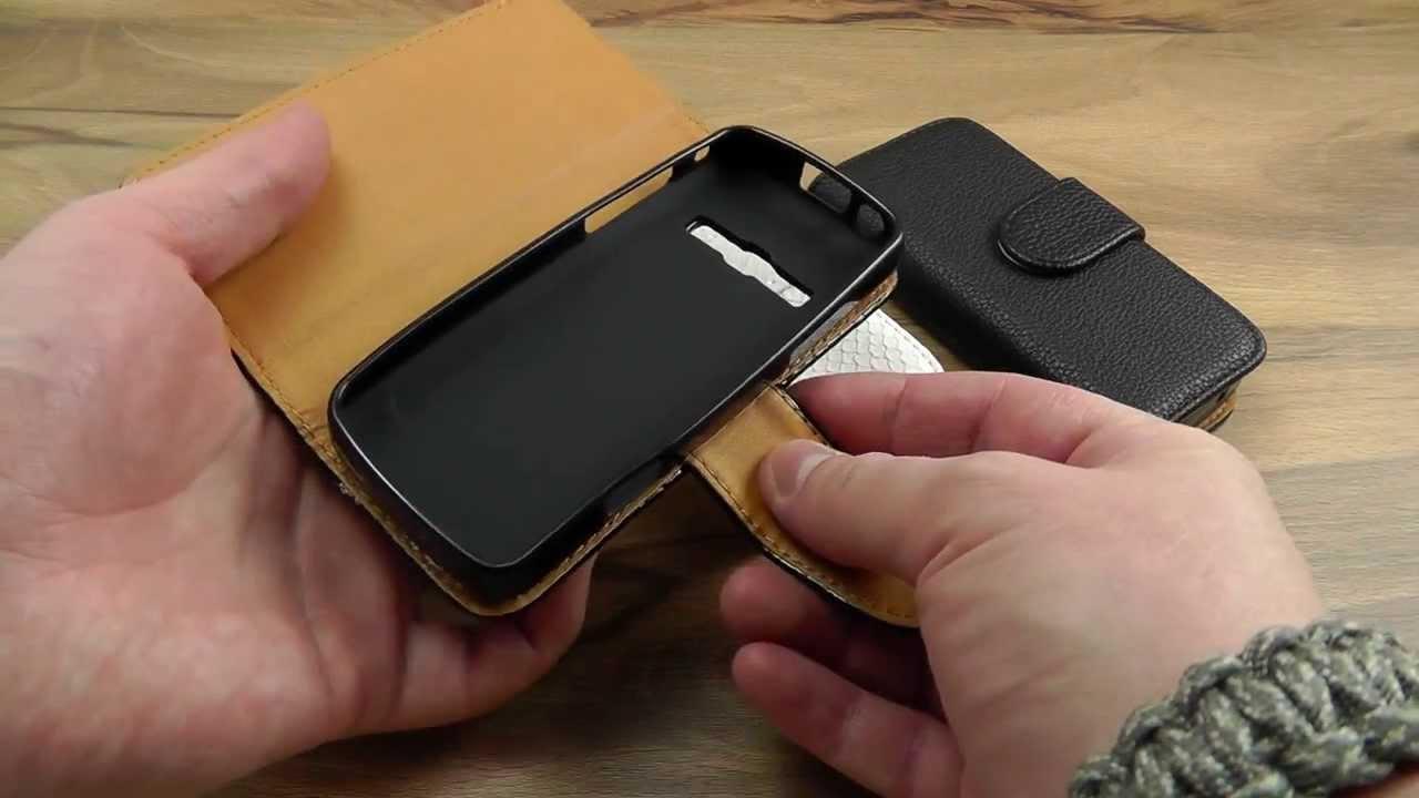 Обзор мобильного телефона Samsung S5610 - YouTube