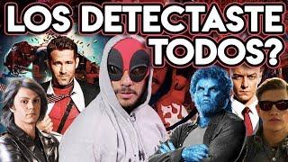 Estos son los 10 cameos que aparecieron en Deadpool 2 **SPOILER*