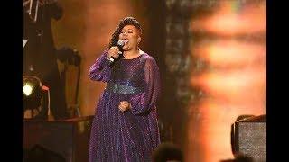 "Maranda Curtis performing ""Nobody Like You"""
