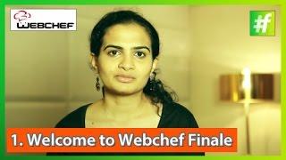 #fame food - WebChef Finalist Madhushree Rao at The ITC Grand Chola hotel in Chennai